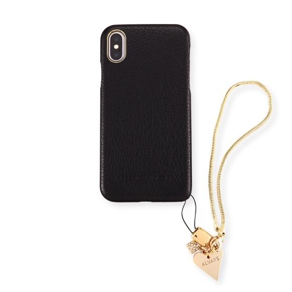 the best attitude 762e5 ffa96 Rebecca Minkoff IPhone X Case NWT